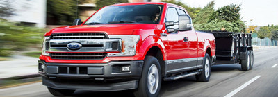The 2018 Ford F-150 and upcoming 2018 Ford F-150 Powerstroke Diesel are among vehicles on which past and present military can enjoy a significant discount.