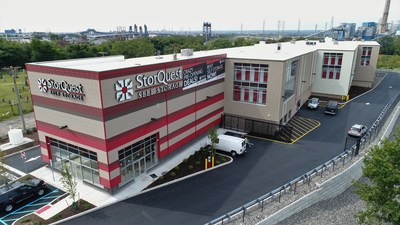 StorQuest Opens Self Storage Facility in Jersey City, NJ