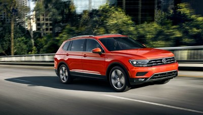 The 2018 VW Tiguan is currently available at Volkswagen of South Mississippi, and with limited-time special leasing! Learn more about the leasing event below.