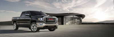 The 2018 GMC Sierra is available now at Palmen Auto Stores.
