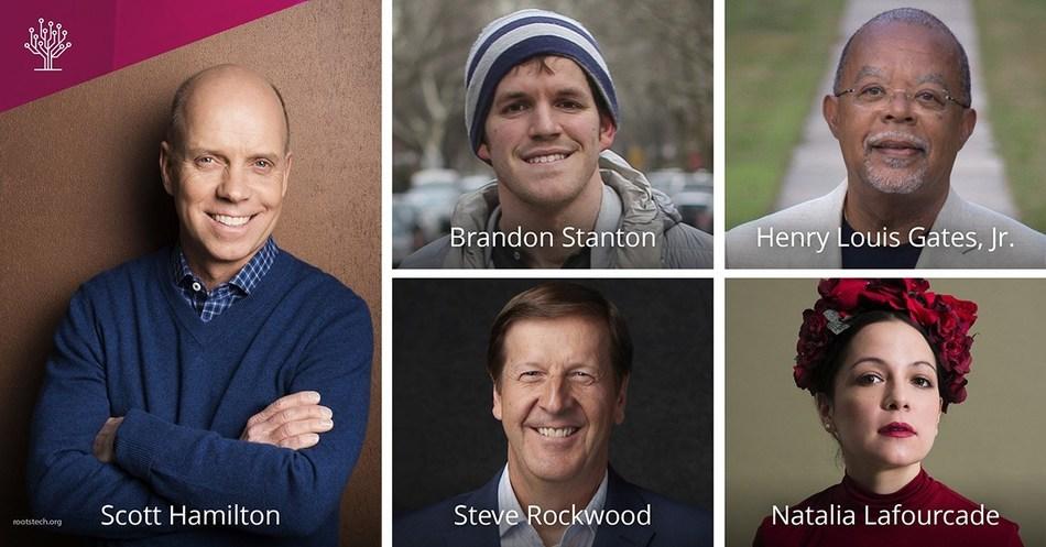 RootsTech 2018 Keynote Speakers