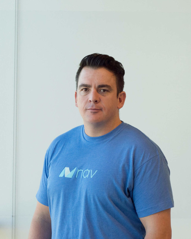 Levi King, Co-founder and CEO of Nav