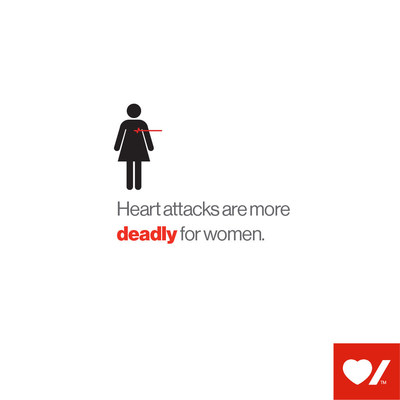 Heart attacks are more deadly for women (CNW Group/Heart and Stroke Foundation)