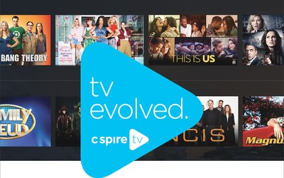 C Spire's innovative and award-winning new streaming TV service, the first of its kind in the U.S., eliminates the need for consumers to outfit every TV in their home with a set top box, freeing them from several hundred dollars a year in rental fees.
