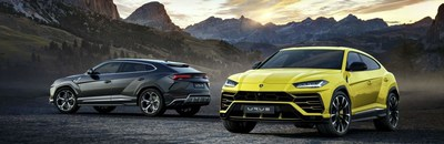 The Urus SSUV is a new model from Lamborghini that is expected to be available at Lamborghini Carolinas later this year.