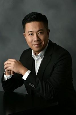 James Yau, Pegasus Food Futures' hydroponic farming operations and finance expert (PRNewsfoto/Pegasus Food Futures)