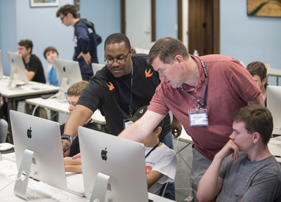 App Camp Teaches Teens to Code iPhone Apps, Games