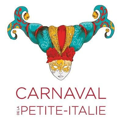 Logo : Carnaval de la Petite-Italie (Groupe CNW/Corporation du Carnaval de la Petite-Italie)