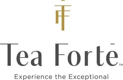 Tea Forte Logo (PRNewsfoto/Tea Forte)