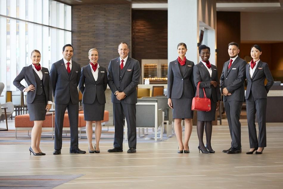 Air Canada est nommée parmi les meilleurs employeurs de Montréal pour la cinquième année consécutive (Groupe CNW/Air Canada)