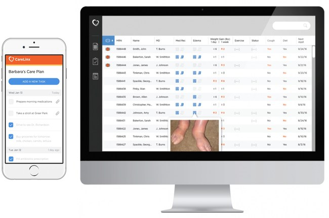 CareLinx's best-in-class digital care plans and population health dashboards help healthcare organizations gain visibility into the home and smartly identify early intervention opportunities for better health and quality outcomes.