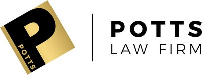 The Potts Law Firm logo (PRNewsfoto/The Potts Law Firm, LLP)