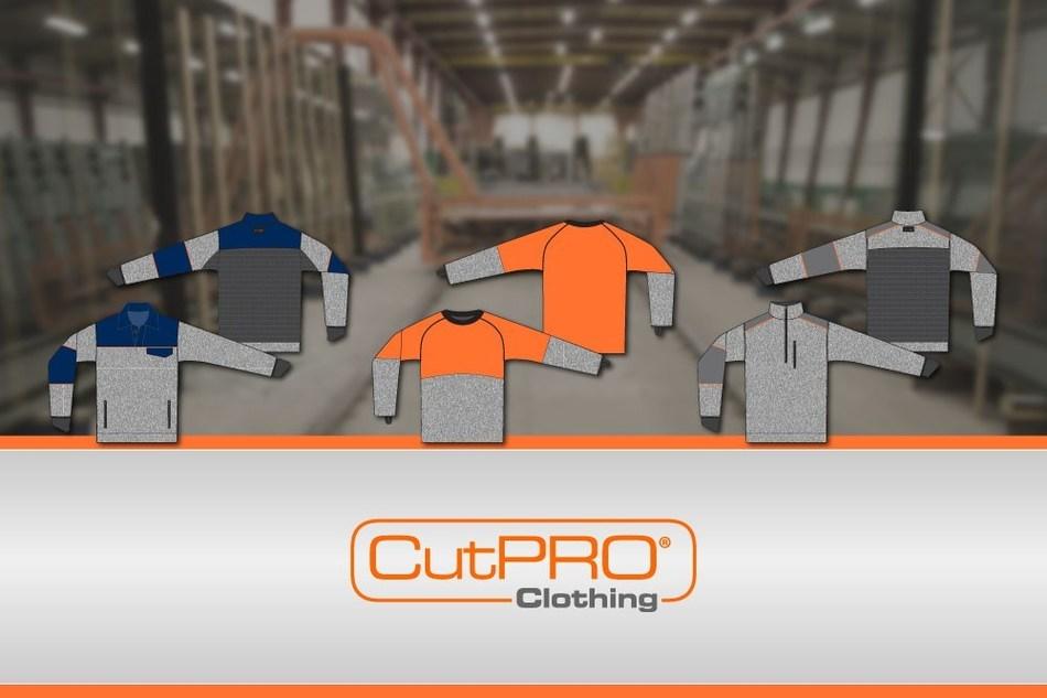CutPRO® Cut Resistant Clothing - Global Launch (PRNewsfoto/PPSS Group)