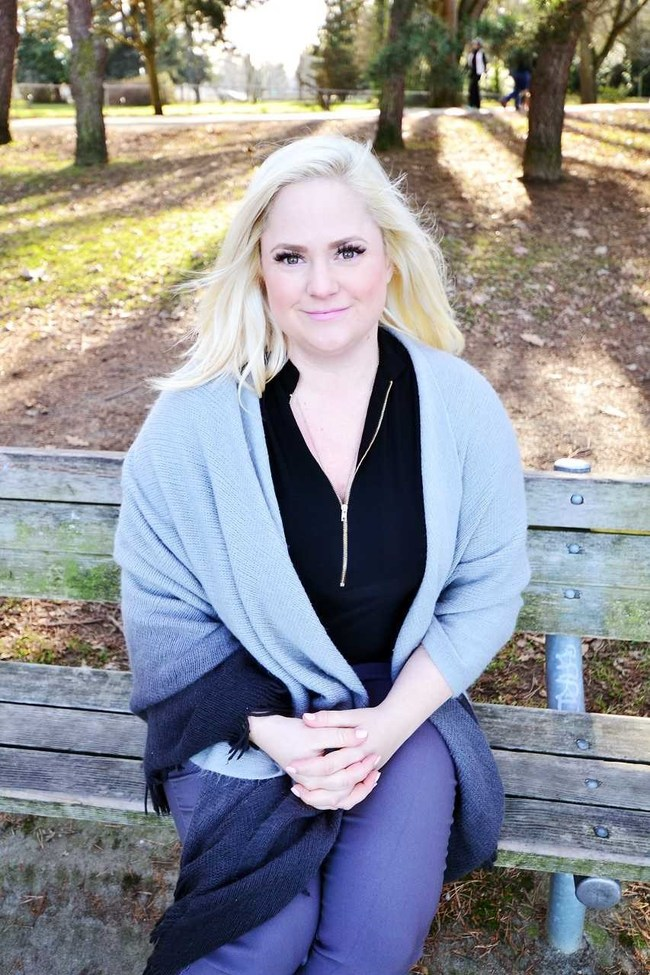 Ingrid Johnson is a 35-year-old single mom and CEO and founder of Talent Savant.