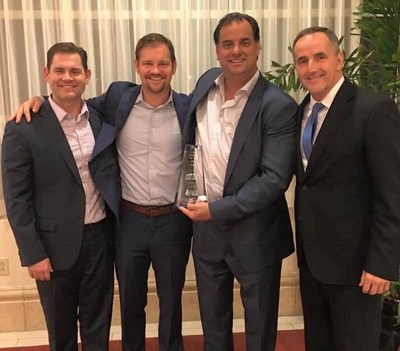 SFA Receives Clearwater Large Business of the Year Award