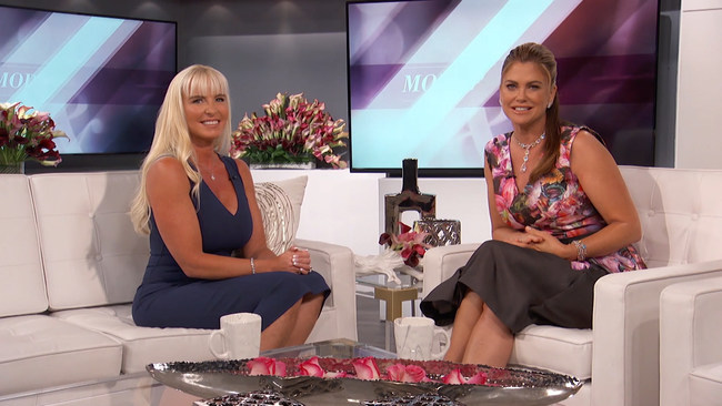 Kimberly Howard, Callahead Corp. & kathy ireland of Modern Living