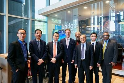 Envision establishes partnership with SERIS and NTU (PRNewsfoto/Envision)