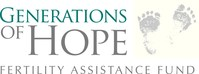Generations of Hope Logo (CNW Group/Generations of Hope)
