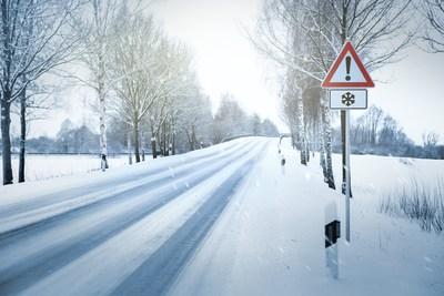 Winter Road (PRNewsfoto/NIRA Dynamics AB)