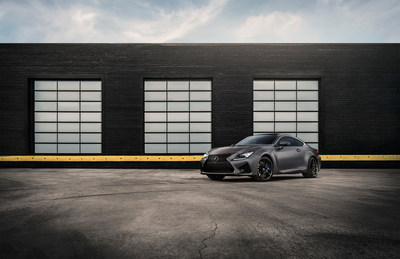 "Today, Lexus adds another chapter to the ""F"" performance story with the introduction of the Lexus GS F and RC F 10th anniversary special editions that will be displayed for the first time in the U.S. at the 2018 Chicago Auto Show."