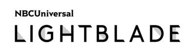 NBCUniversal LightBlade logo (PRNewsfoto/NBCUniversal LightBlade)