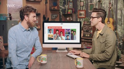 Wix taps YouTube superstars and internet influencers Rhett & Link to appear in their Super Bowl spot