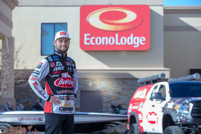 Sponsorship includes the chance to win a day of fishing with pro Justin Lucas.