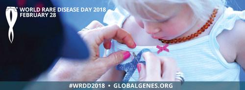 Global Genes World RARE Disease Day 2018