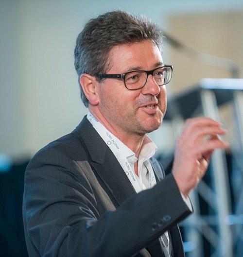 Michael Siebold, chair of elite global legal network, Interlaw (PRNewsfoto/Interlaw)
