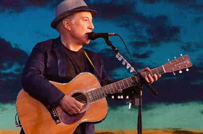 "Paul Simon ""Homeward Bound – The Farewell Tour"""