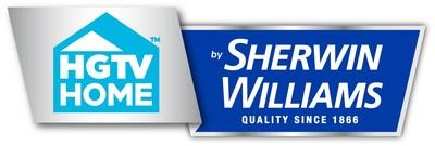HGTV HOME™ by Sherwin-Williams Logo