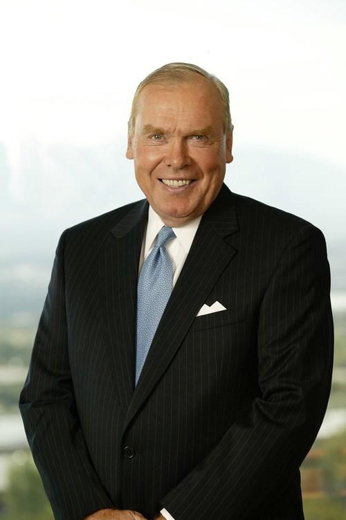 Jon M. Huntsman, founder and Chairman Emeritus of Huntsman Corporation