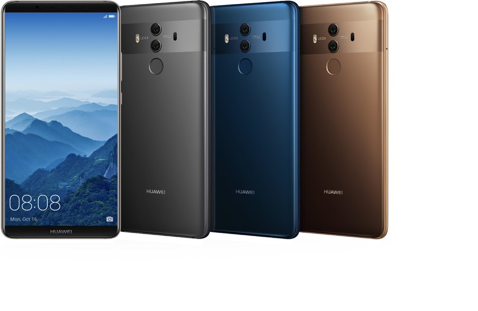 The HUAWEI Mate 10 Pro is now available in Midnight Blue and Titanium Grey online at Amazon, BestBuy, Microsoft, Newegg, and B&H.