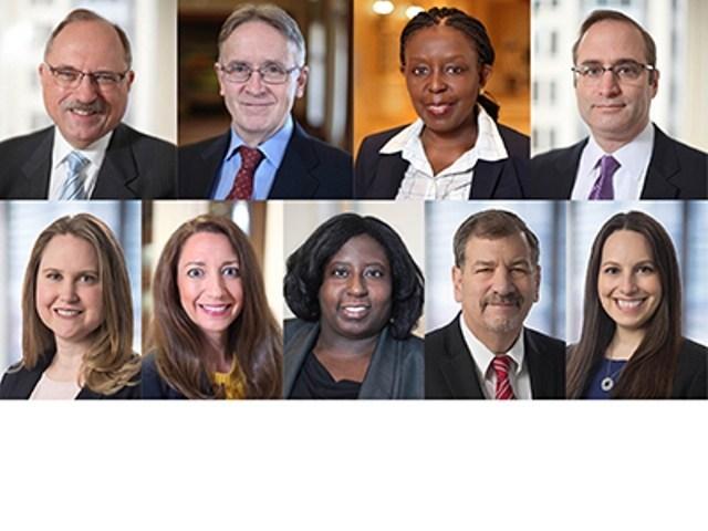 Tax Credit Group Joins Miles & Stockbridge: Jerry Breed, Bill Driggers, Donna Rodney, John Dalton, Corenia Burlingame, Dawna Steelman, Megan Palmer, Robert Coberly and Jordana Hausman
