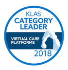 InTouch Health® Ranked by KLAS® as 2018 Category Leader for Virtual Care Platforms within Value Based Care Market Segment