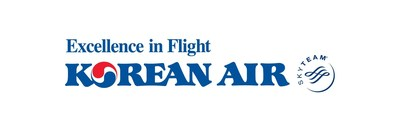 Korean Air Logo (PRNewsfoto/IBS Software (IBS))
