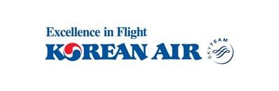 Korean Air Logo (PRNewsfoto/IBS Software (IBS))