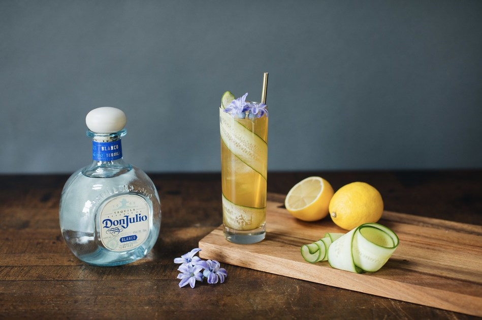 The Protagonist Tequila Don Julio Governors Ball Cocktail Created by Charles Joly
