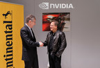 Continental and NVIDIA Partner to Enable Worldwide Production of Artificial Intelligence for Self-Driving Cars
