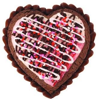 Heart Shaped Polar Pizza (CNW Group/Baskin Robbins)