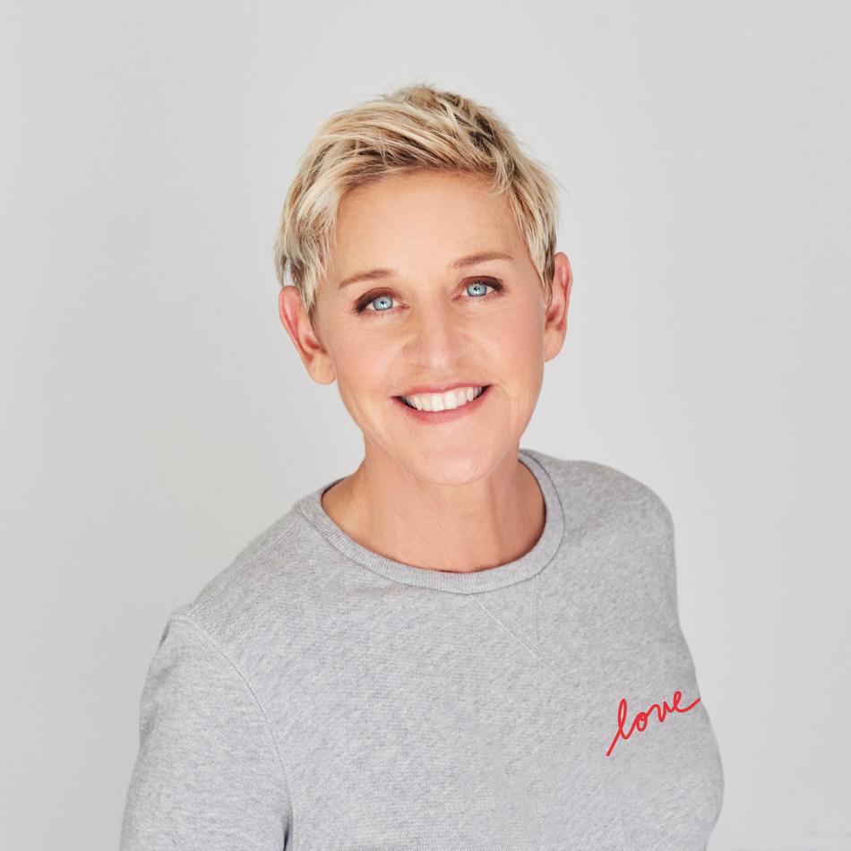 (PRNewsfoto/ED Ellen DeGeneres,Essential)