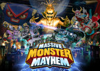 """DHX Brands has tapped Alpha Group as its global toy licensee, excluding Asia, for its action-packed sci-fi competition series, """"Massive Monster Mayhem."""" (CNW Group/DHX Media Ltd.)"""