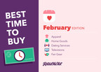 February's Biggest Deals Will Have You Seeing Red, White and Blue - and Maybe Love, Too
