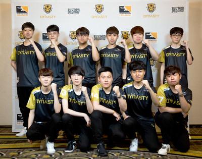 KSV Overwatch Seoul Dynasty Joins Team Razer