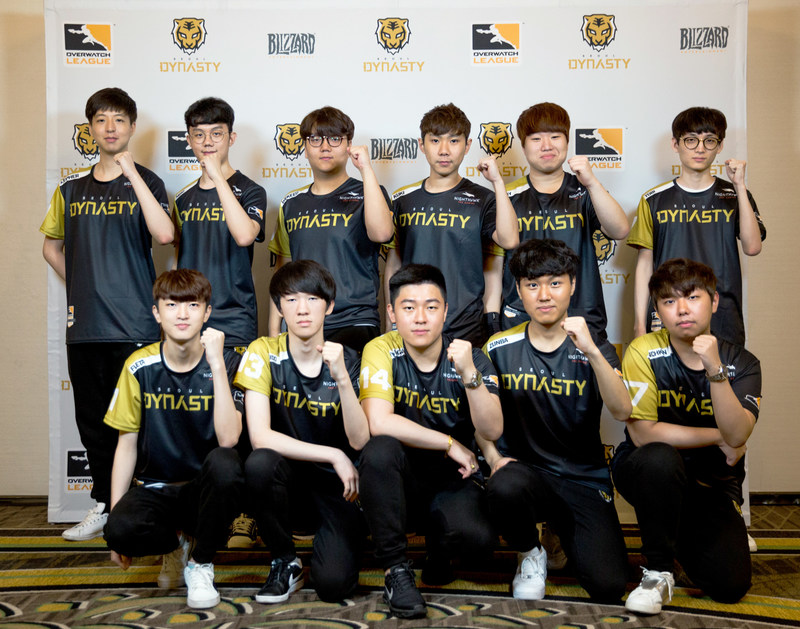 KSV Overwatch Seoul Dynasty Joins Team Razer