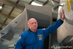 Astronaut Mark Kelly Discusses Significance of Air Medical Transports on Anniversary of Wife's Injury