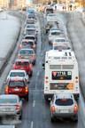 Congestion routière sur la Rive-Nord - Dix-huit villes s'allient pour dégager des solutions concrètes (Groupe CNW/Ville de Laval)
