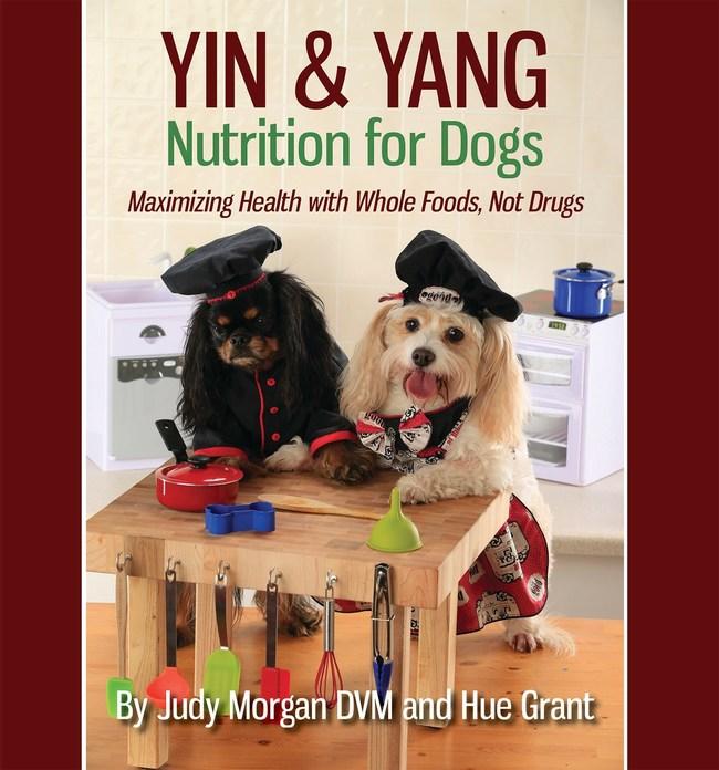 Yin & Yang Nutrition for Dogs (PRNewsfoto/Judy Morgan)