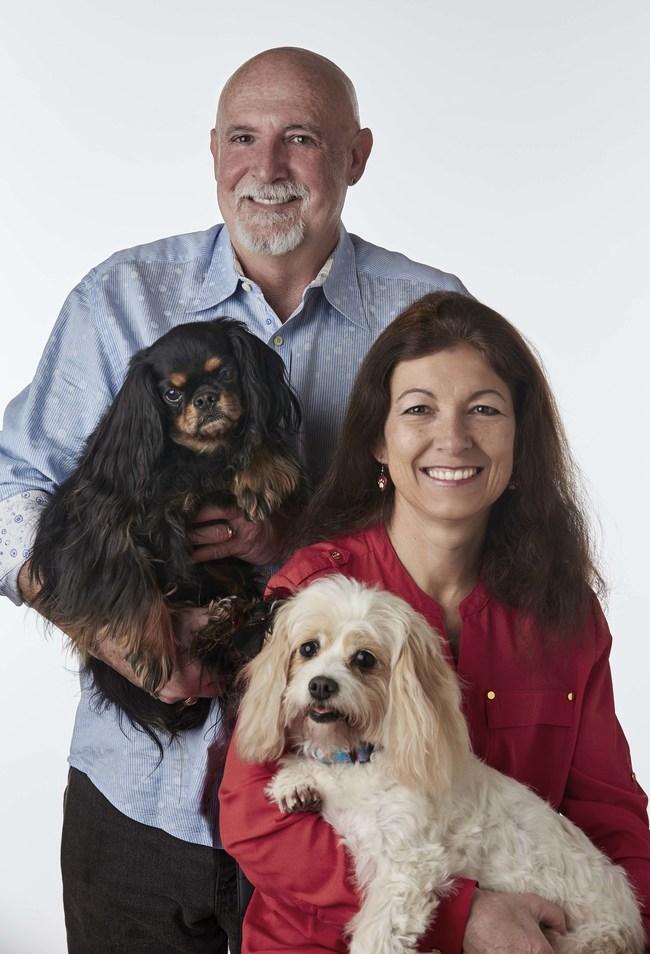 Judy Morgan, Hue Grant and family (PRNewsfoto/Judy Morgan)