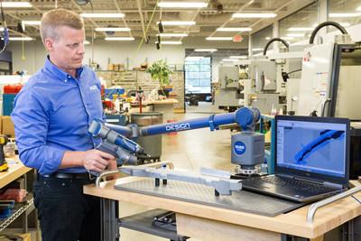 O Design ScanArm 2.0 da FARO aborda os desafios enfrentados por Product Designers em várias indústrias, tais como: aeroespacial, automotivo, bens de consumo, máquinas pesadas, médicos e plásticos.